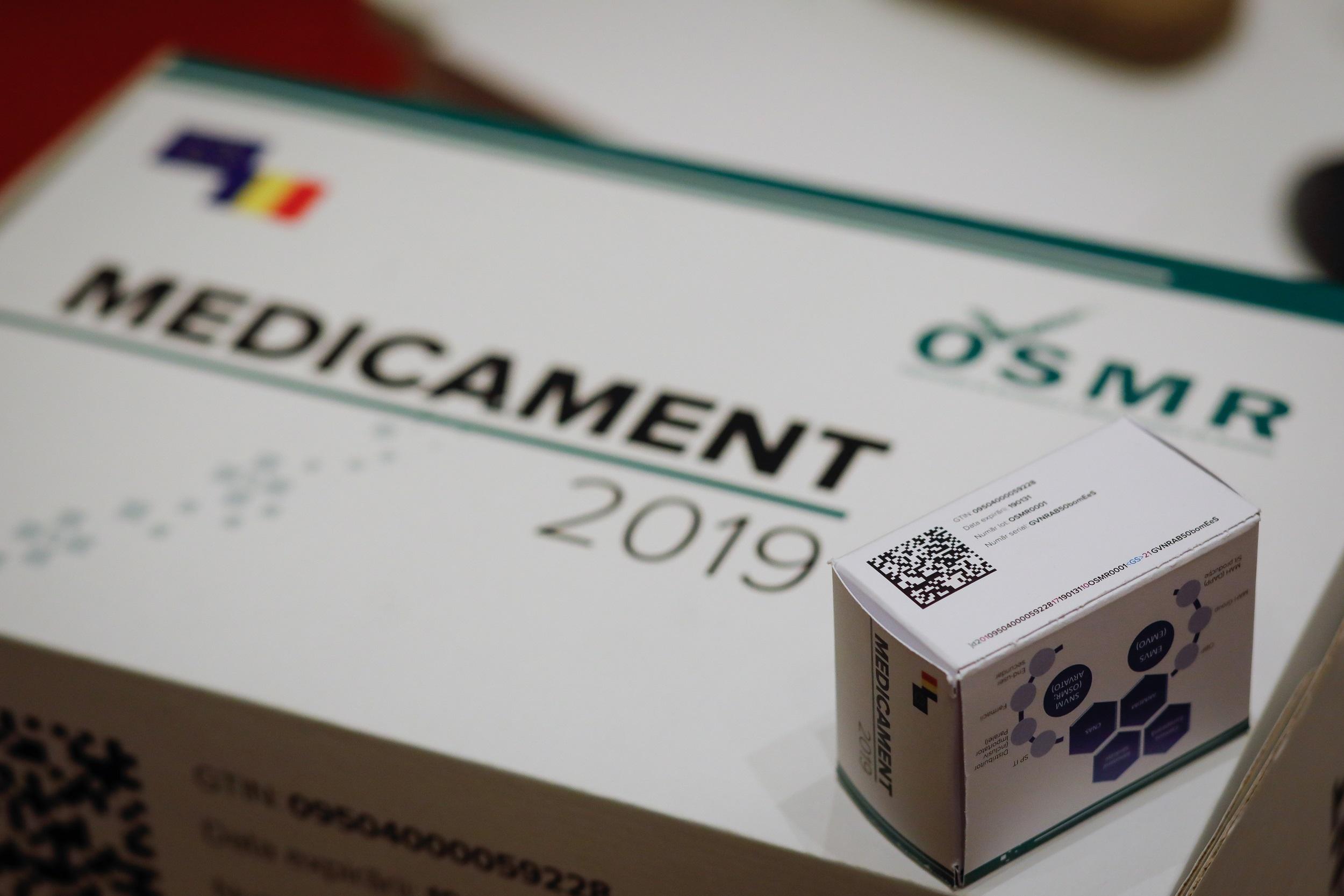 Acces sigur la medicamente nefalsificate - Sistemul Național de Verificare al Medicamentelor (SNVM) devine operațional