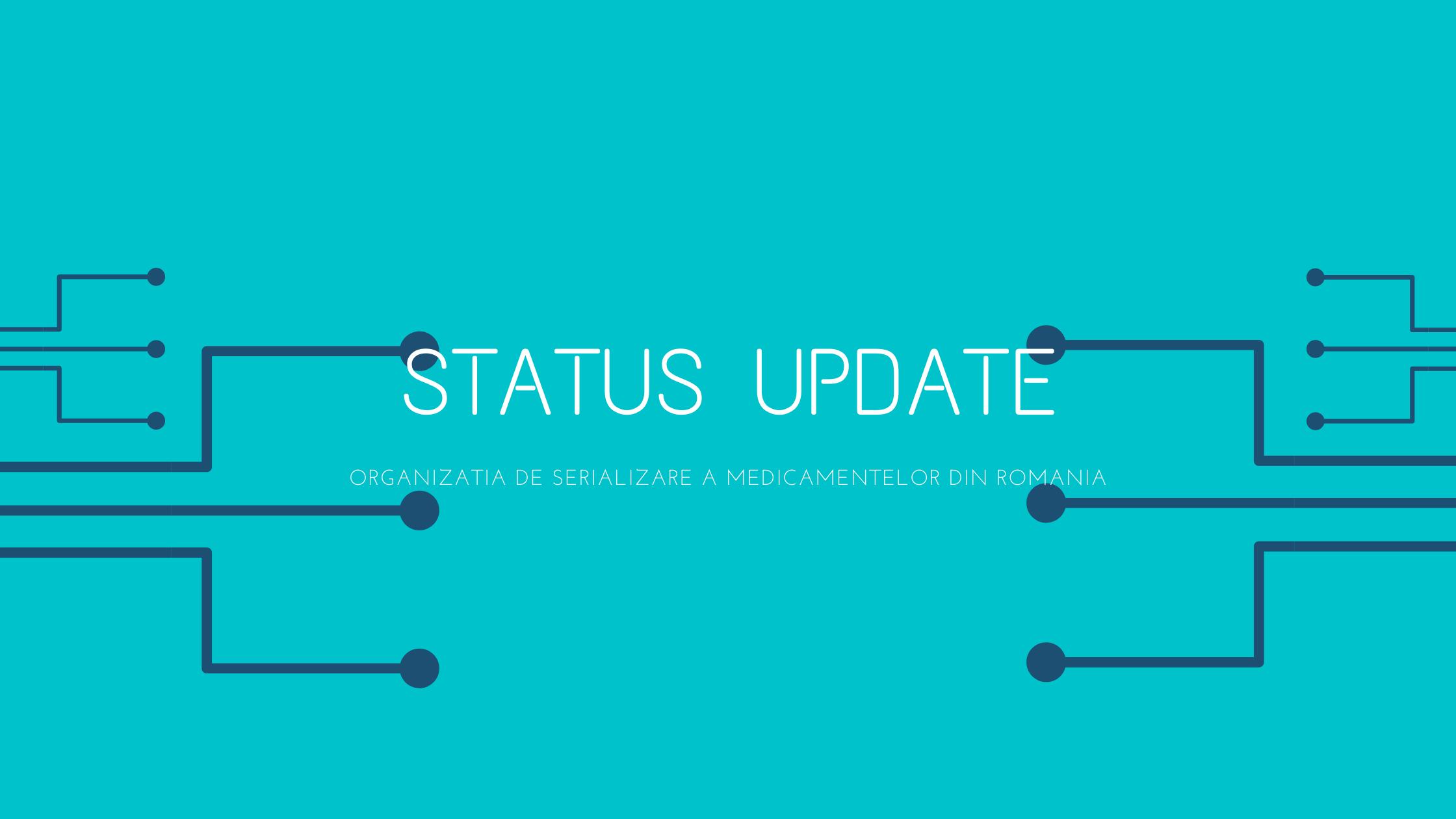 Raport OSMR - Status Update