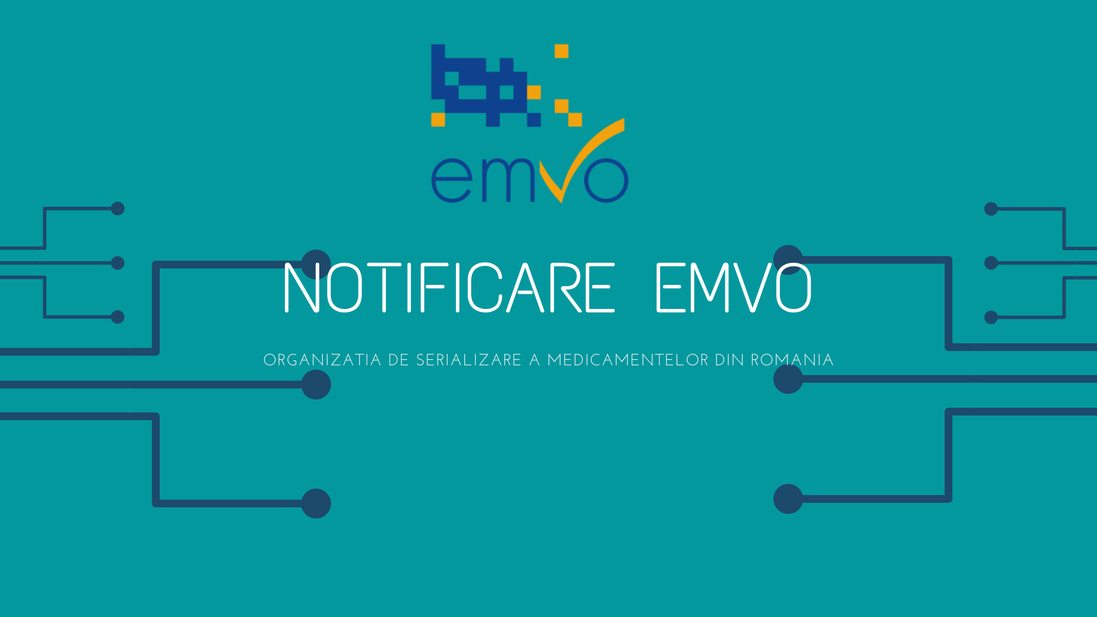 Notificare EMVO